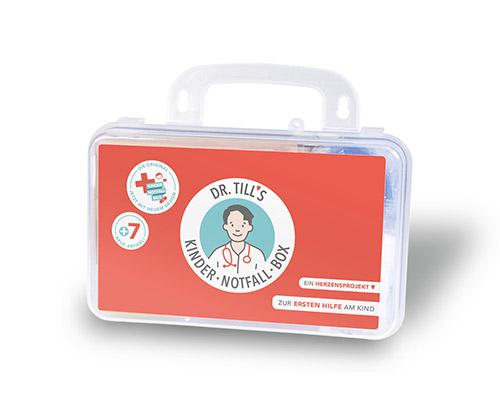 Dr. Till's Kindernotfallbox Klassik Fink & Walter GmbH