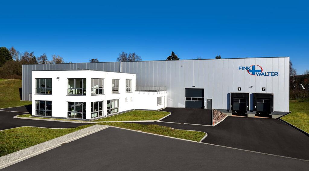 Lagerhalle Fink & Walter GmbH